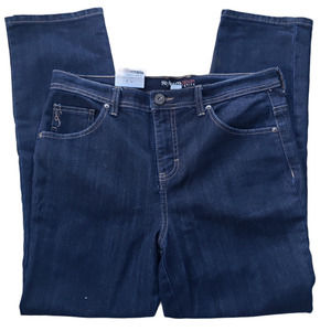 Style & Co Denim Tummy Control Higher Rise 10PS